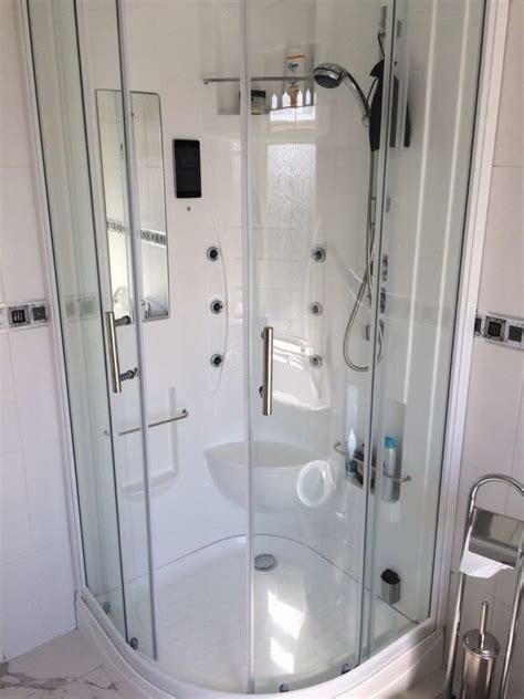 Steam Shower Reviews by Steam Shower Cabin Reviews Smart Price Warehouse