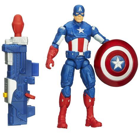 Hasbro Captain America With Blast Cycle Kapten Amerika 1 captain america the winter soldier soldier gear