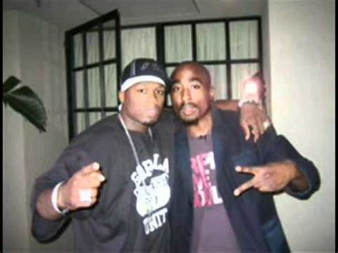 50 cent tupac 2pac and 50 cent real photo 2pac alive youtube