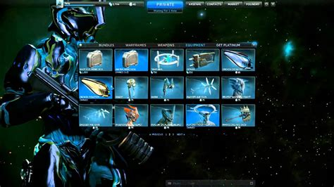 warframe tutorial warframe tutorial improving your weapons and characters