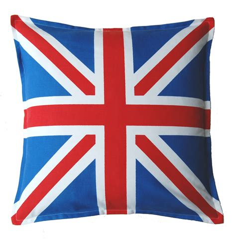 union jack cusion great britain cushion cover union jack design 18 quot ebay