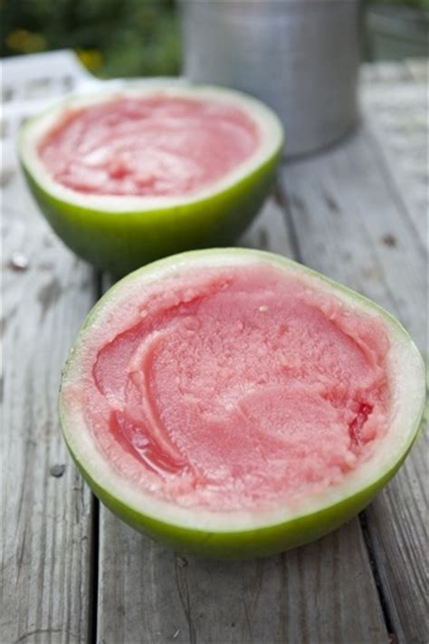 In Watermelon Sugar 1 the way to a watermelon lime sorbet 1cup water 1