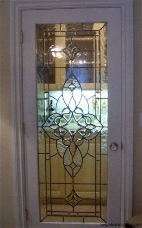 Leaded Glass Interior Doors Vintage Beveled Office Doors Windows Frosted Glass