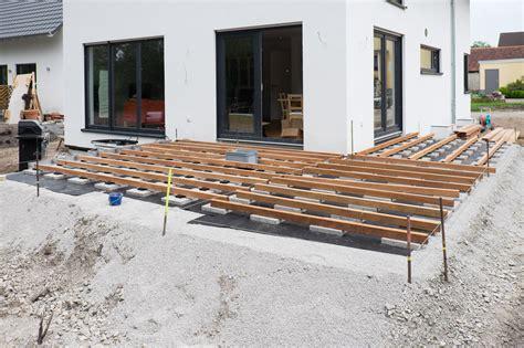 len hornbach bankirai terrasse bauen wpc fsc hornbach