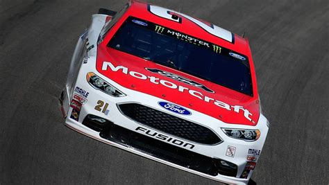 coors light pole qualifying ryan blaney earns first career coors light pole in kansas