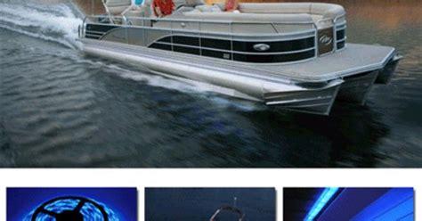 cool pontoons pontoon boat under deck lights cool pontoon boat
