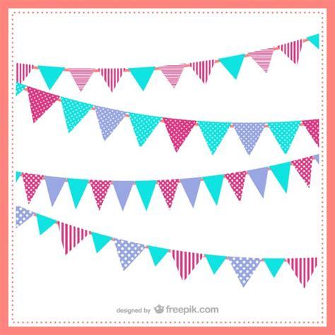 editar imagenes con vectores banderines de colores descargar vectores gratis