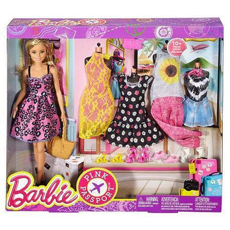 fashion doll toys r us pink passport fashion doll gift set mattel toys