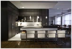 Houzz modern kitchen designs modern open kitchen livin space with