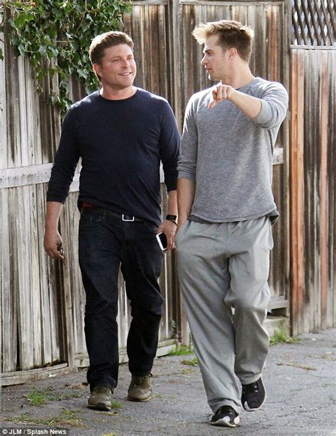 George Michael Buys More For Dallas by George Michael S Ex Kenny Goss Lunches With New Boyfriend