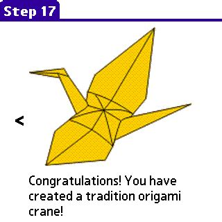 Origami On The Go - origami on the go ver 1 0 종이학 접는 방법