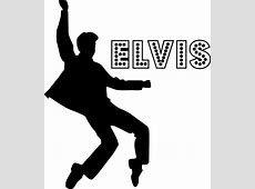 Elvis Presley clipart Elvis Jailhouse Rock Silhouette ... Elvis Clipart Graphics Free