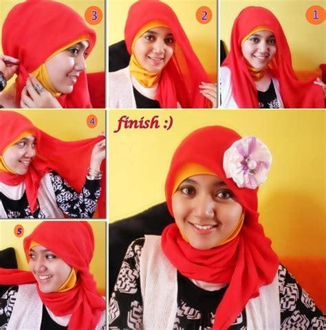 tutorial hijab pesta bahan satin ッ 30 model hijab pesta terbaru 2018 fashion muslim modern
