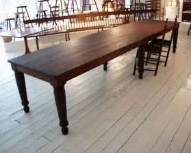 12 Seat Dining Room Table Twelve Seat Dining Table Windsor Chairmakers