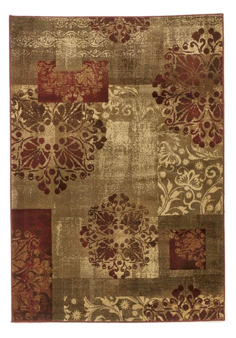 Rugs 5 X 8 Contemporary Area Rug Hartwell Canyon Rug By Signature