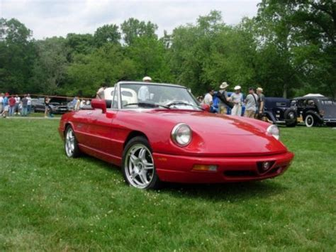 1992 Alfa Romeo Spider by Find Used 1992 Alfa Romeo Spider Veloce In East Northport