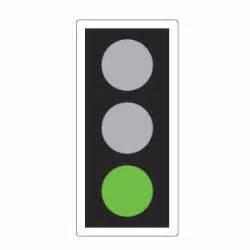 traffic lights and signals driving test tips