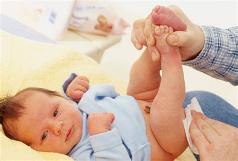 nappy change slideshow how to change a baby nappy step by step