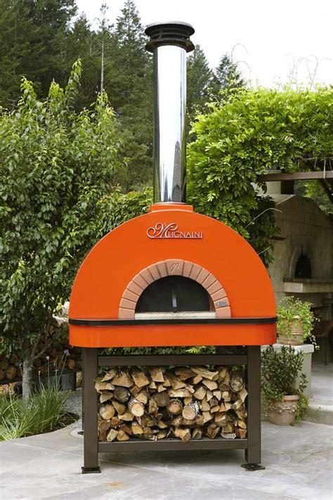mugnaini barrel roll exterior mugnaini outdoor wood fired pizza ovens pinterest barrel