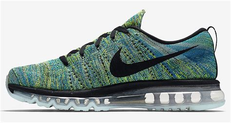 Nike Flyknit Max 2015 nike flyknit air max 2015 blue graysands co uk