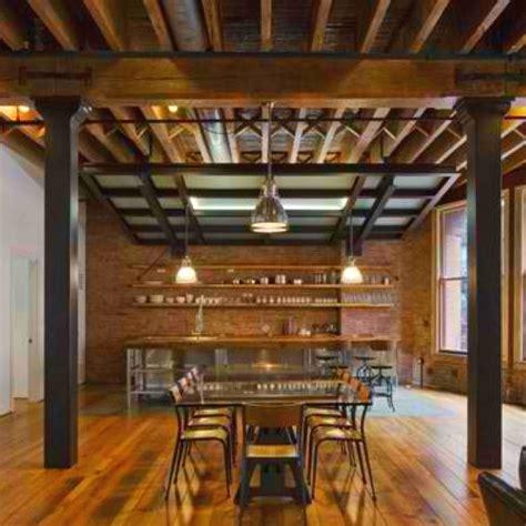 exposed beams exposed wood beams interior design pinterest
