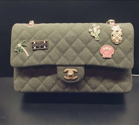 Hiltons Chanel Clutch Purses Designer Handbags And Reviews by Chanel Cuba Charms Bag Collection For Best Designer