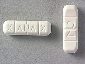 what color are xanax xanax uses side effects interactions pictures