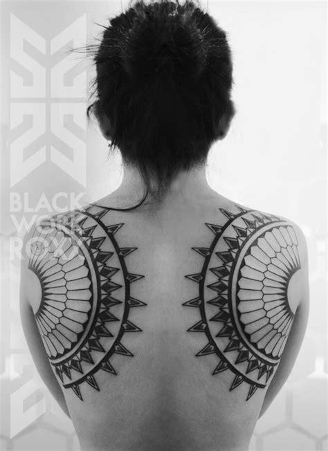 two spirit tattoo 2spirit blackwork dotwork tattoos