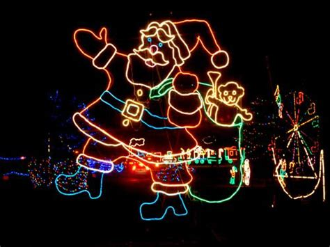 llong view lake park christmas light display ks longview lake the best lights display in the park county events