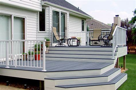 deck options types  home decking houselogic home