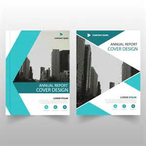 brochure photoshop template business brochure template with turquoise geometric shapes