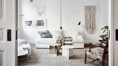 Chambre Bois Et Blanc