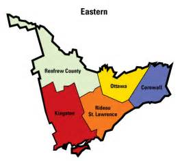 eastern district of california map eastern ontario flat fee or 3 service