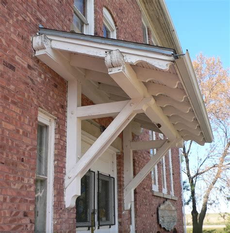 Corrugated Awning File Butte Ss Peter Paul E Side Porch Roof Jpg