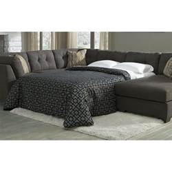 furniture delta city sleeper sofa in steel 1970071