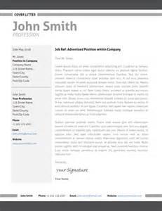 Modern Resume Template Cover Letter Portfolio Modern Resume Template Cover Letter Portfolio