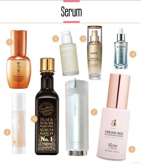 Serum Wajah Skin Care ini rahasia 11 tahapan skin care routine ala korea