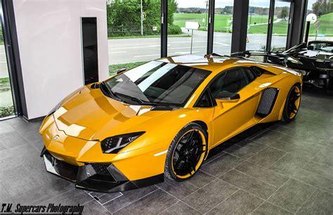Lamborghini Aventador Yellow Novitec Torado Lamborghini Aventador Rendered In Yellow