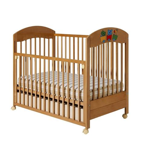 baby cot bed baby cot bed 60 120cm gloria nature