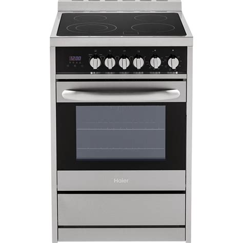 24 inch electric cooktop haier 24 in 2 0 cu ft single oven electric range in