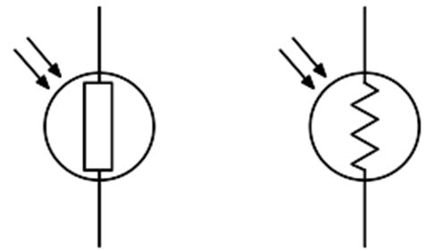 light dependent resistor on multisim ldr schematic symbol symbols formalbeauteous engineering build circuit light vesselyn