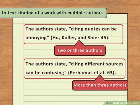 How Do You Mention A Poem In An Essay by 4 Easy Ways To Cite A Quote With Pictures Wikihow