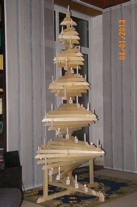 bastelfux weihnachtsbaum holz i and diy