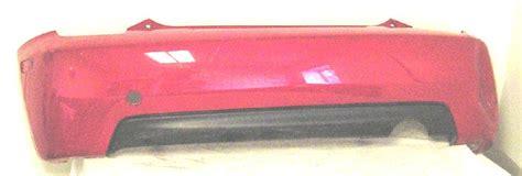 scion xa rear bumper 2004 2005 scion xa rear bumper cover bumper megastore