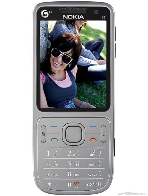 Hp Alcatel C5 nokia c5 td scdma pictures official photos