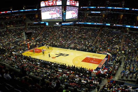 section 202 a 11 verizon center section 202 washington wizards