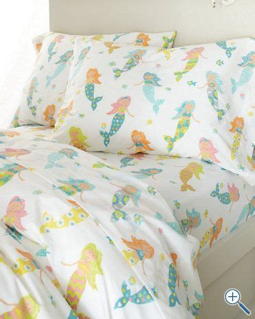 mermaid bedding twin mermaid percale bedding twin 29 somebody buy this