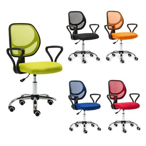 100 Desk Chairs Cloth Swivel New Ergonomic Mesh Swivel Computer Office Chair Desk Task Chair Metal Base G5r6 Ebay