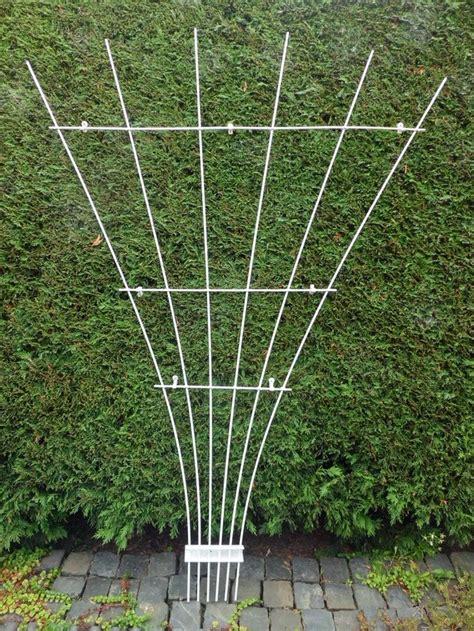 fan shaped garden trellis garden trellis fencing second gates and fencing