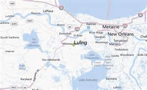 where is luling on a map luling weather station record historical weather for